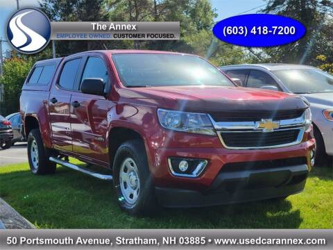 2016 Chevrolet Colorado for sale at The Annex in Stratham NH