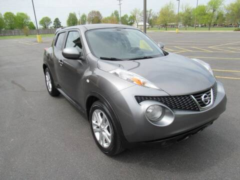 2012 Nissan JUKE for sale at Just Drive Auto in Springdale AR
