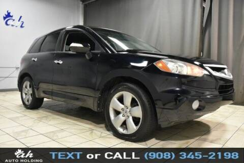 2007 Acura RDX for sale at AUTO HOLDING in Hillside NJ