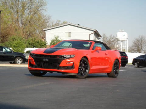 2019 Chevrolet Camaro for sale at Jack Schmitt Chevrolet Wood River in Wood River IL