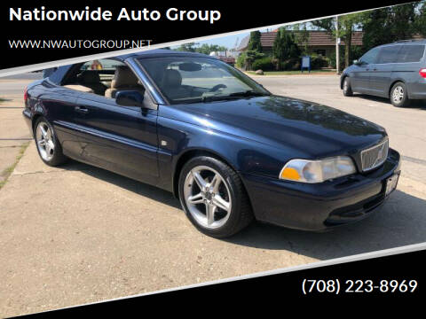 2001 Volvo C70 for sale at Nationwide Auto Group in Melrose Park IL