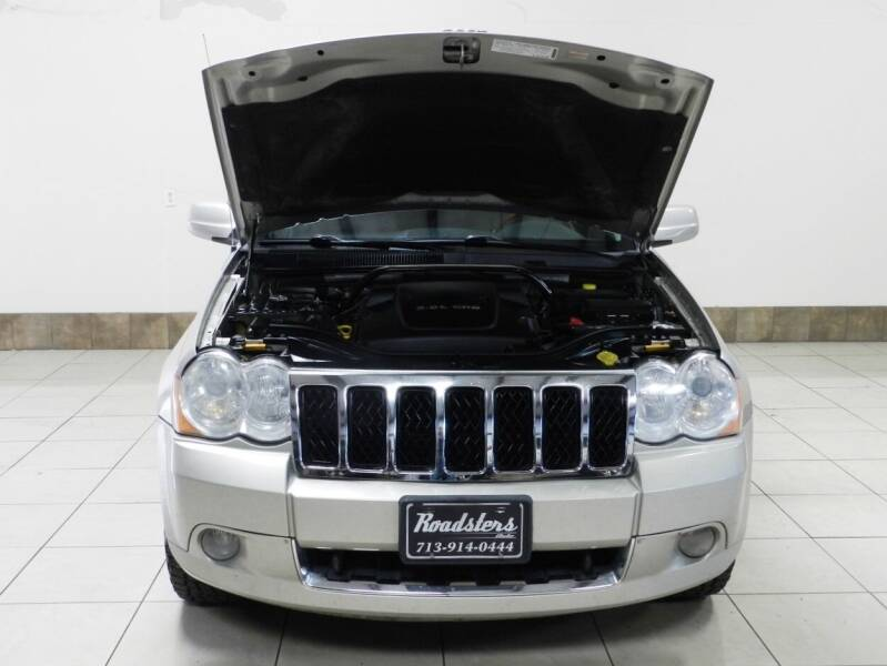 2008 Jeep Grand Cherokee 4x4 Overland 4dr SUV - Houston TX