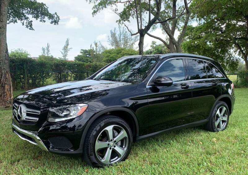 2016 Mercedes-Benz GLC for sale at Top Trucks Motors in Pompano Beach FL