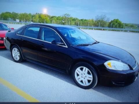 2013 Chevrolet Impala for sale at BRETT SPAULDING SALES in Onawa IA