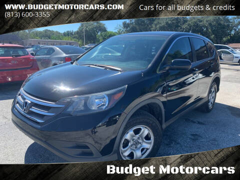 2014 Honda CR-V for sale at Budget Motorcars in Tampa FL