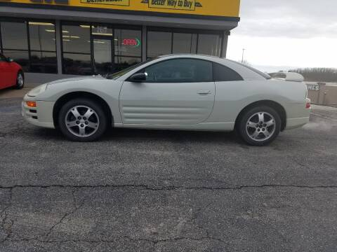 2004 Mitsubishi Eclipse for sale at MnM The Next Generation in Jefferson City MO