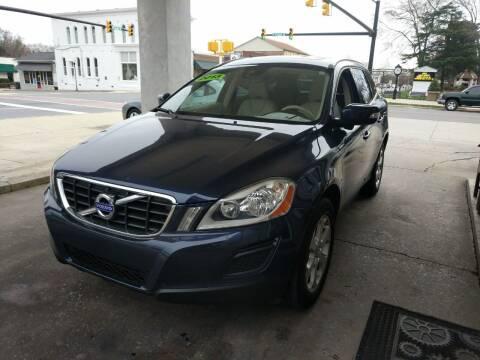 2013 Volvo XC60 for sale at ROBINSON AUTO BROKERS in Dallas NC