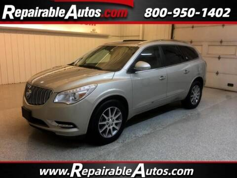 2014 Buick Enclave for sale at Ken's Auto in Strasburg ND