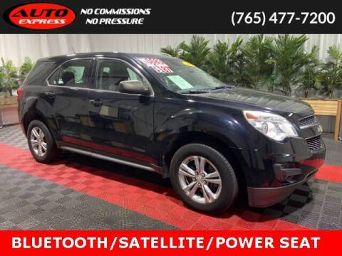 2014 Chevrolet Equinox for sale at Auto Express in Lafayette IN