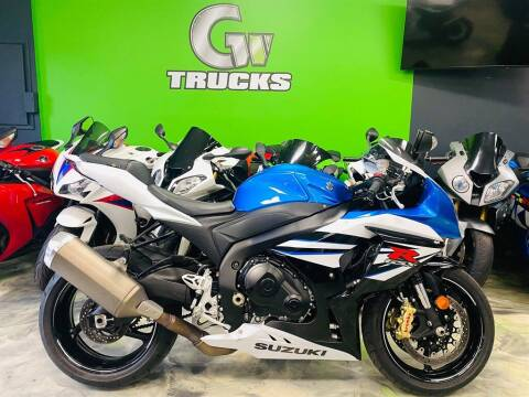 2014 Suzuki Gsxr 1000 for sale at GW Trucks in Jacksonville FL