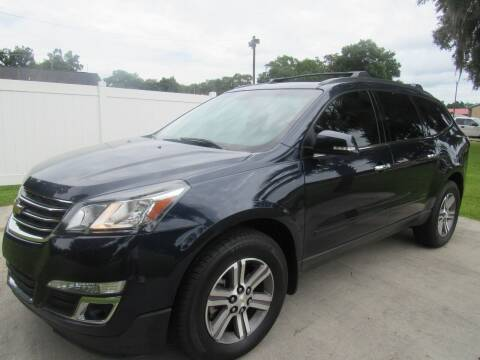 2017 Chevrolet Traverse for sale at D & R Auto Brokers in Ridgeland SC