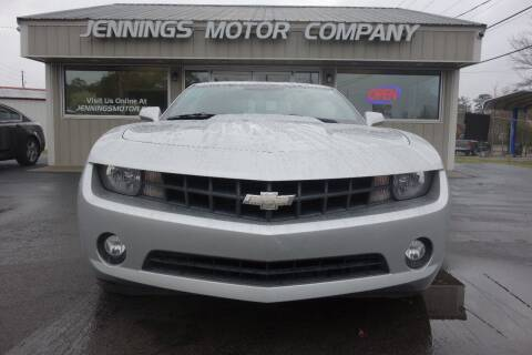 2013 Chevrolet Camaro for sale at Jennings Motor Company in West Columbia SC