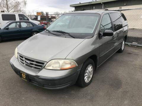 1999 Ford Windstar for sale at Bayview Motor Club, LLC in Seatac WA