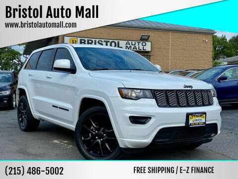2017 Jeep Grand Cherokee for sale at Bristol Auto Mall in Levittown PA