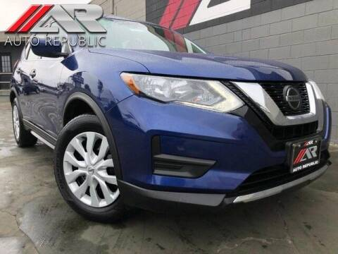 2019 Nissan Rogue for sale at Auto Republic Fullerton in Fullerton CA