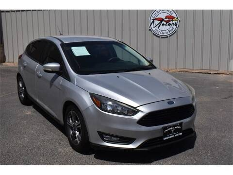 2016 Ford Focus for sale at Chaparral Motors in Lubbock TX