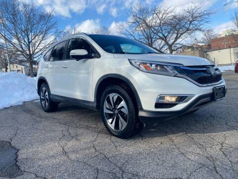 2016 Honda CR-V for sale at Welcome Motors LLC in Haverhill MA