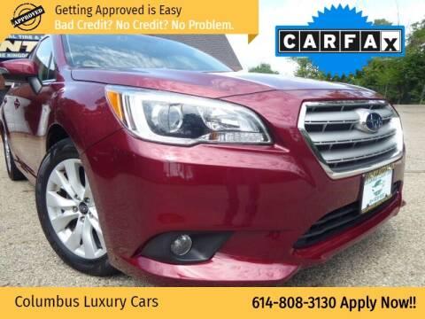 2016 Subaru Legacy for sale at Columbus Luxury Cars in Columbus OH