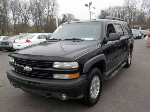 2004 Chevrolet Suburban for sale at United Auto Land in Woodbury NJ