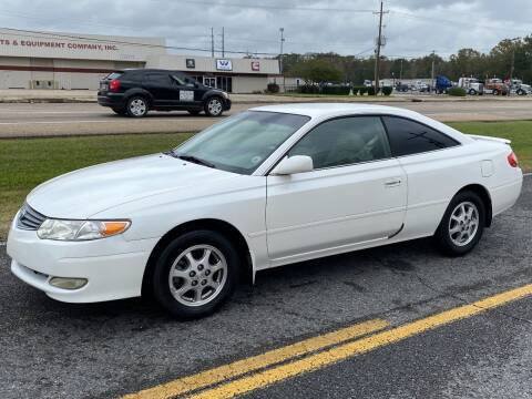 2003 Toyota Camry Solara for sale at Double K Auto Sales in Baton Rouge LA