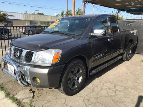 2005 Nissan Titan for sale at Auto Emporium in Wilmington CA