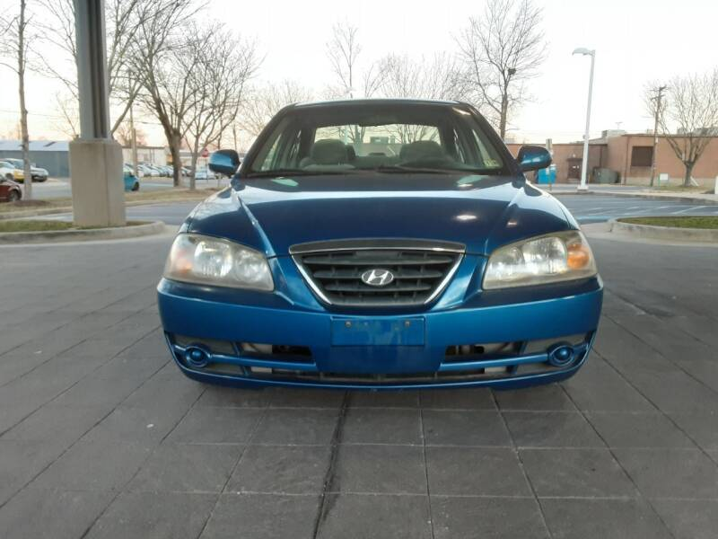 2006 Hyundai Elantra for sale at Fredericksburg Auto Finance Inc. in Fredericksburg VA