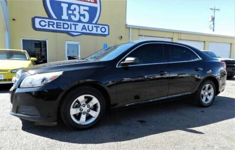 2013 Chevrolet Malibu for sale at Buy Here Pay Here Lawton.com in Lawton OK