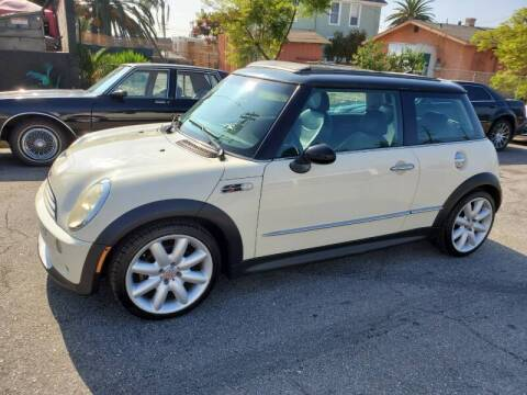 2005 MINI Cooper for sale at Convoy Motors LLC in National City CA