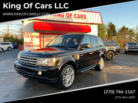 2009 Land Rover Range Rover Sport for sale at King of Cars LLC in Bowling Green KY