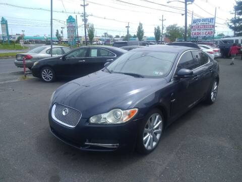 2010 Jaguar XF for sale at Wilson Investments LLC in Ewing NJ