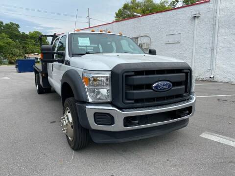 2015 Ford F-550 Super Duty for sale at Consumer Auto Credit in Tampa FL