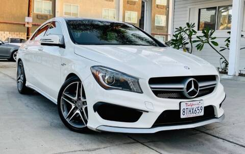 2014 Mercedes-Benz CLA for sale at Pro Motorcars in Anaheim CA