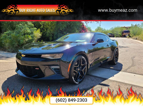 2016 Chevrolet Camaro for sale at BUY RIGHT AUTO SALES in Phoenix AZ