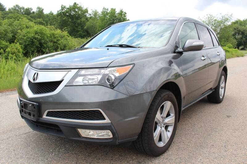 2011 Acura MDX for sale at Imotobank in Walpole MA