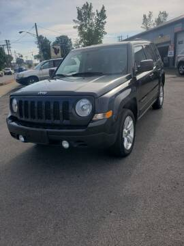 2011 Jeep Patriot for sale at Everything Automotive in Tonawanda NY
