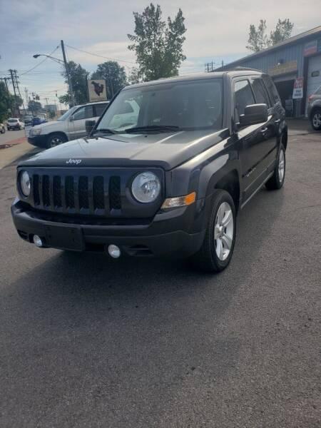 2011 Jeep Patriot for sale at Everything Automotive in Tonawanda NY