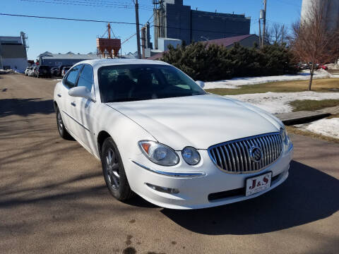 2008 Buick LaCrosse for sale at J & S Auto Sales in Thompson ND