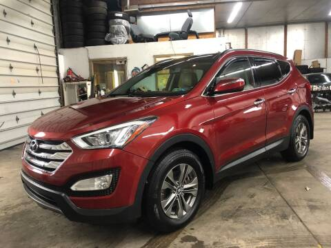 2014 Hyundai Santa Fe Sport for sale at T James Motorsports in Gibsonia PA