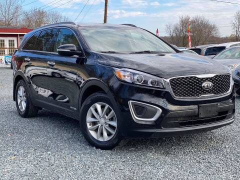 2018 Kia Sorento for sale at A&M Auto Sales in Edgewood MD