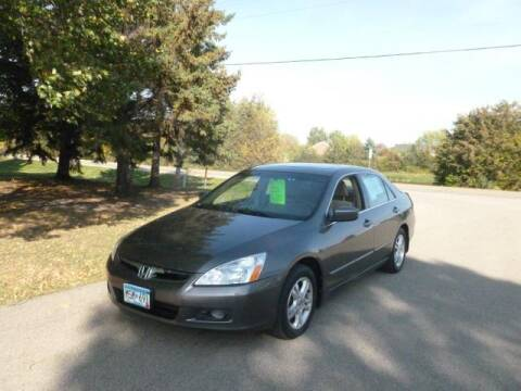 2006 Honda Accord for sale at HUDSON AUTO MART LLC in Hudson WI