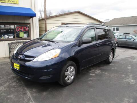 2006 Toyota Sienna for sale at TRI-STAR AUTO SALES in Kingston NY