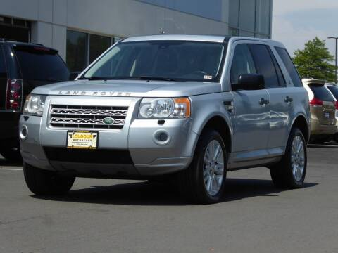 2009 Land Rover LR2 for sale at Loudoun Motor Cars in Chantilly VA