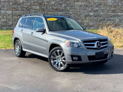 2011 Mercedes-Benz GLK for sale at Car Hunters LLC in Mount Juliet TN