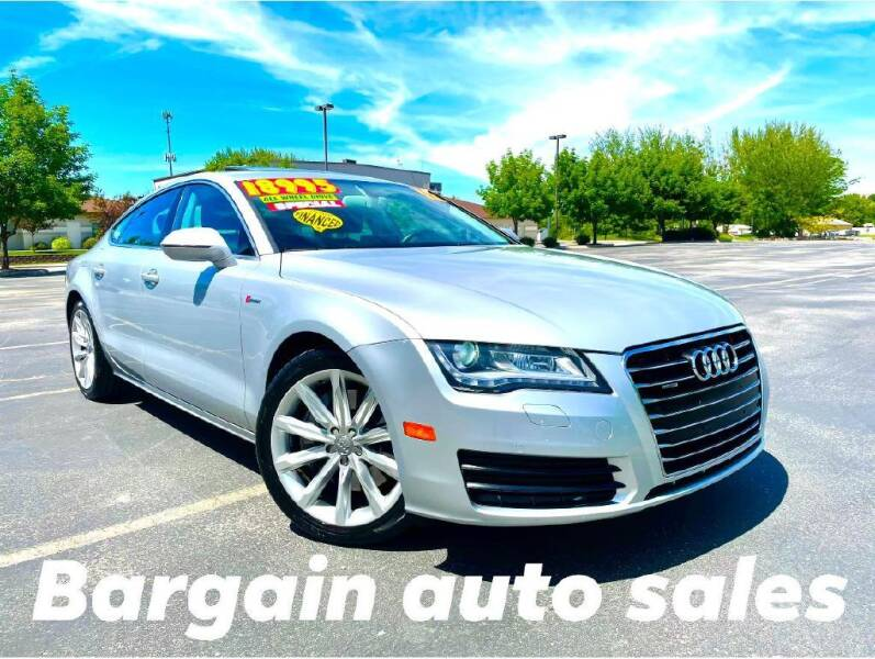 2012 Audi A7 for sale at Bargain Auto Sales LLC in Garden City ID