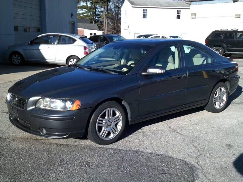 2007 Volvo S60 for sale at Wamsley's Auto Sales in Colonial Heights VA