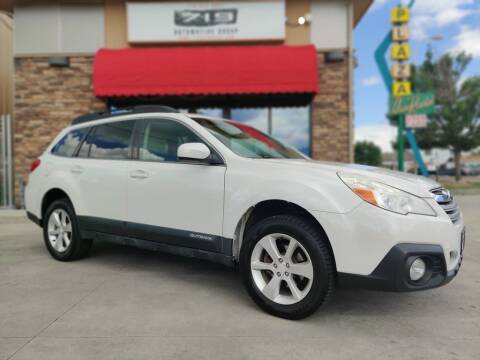 2013 Subaru Outback for sale at 719 Automotive Group in Colorado Springs CO