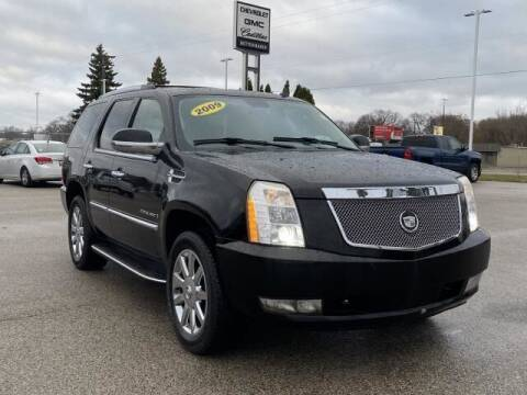 2009 Cadillac Escalade for sale at Betten Baker Preowned Center in Twin Lake MI