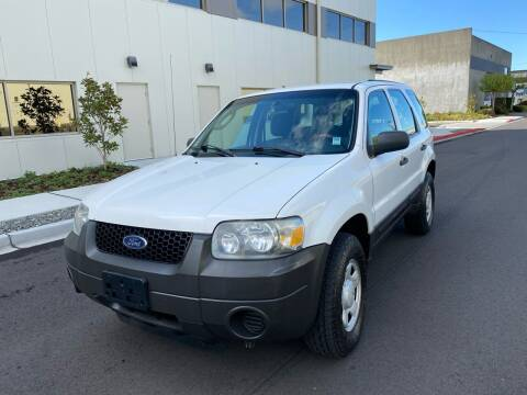 2006 Ford Escape for sale at Washington Auto Sales in Tacoma WA