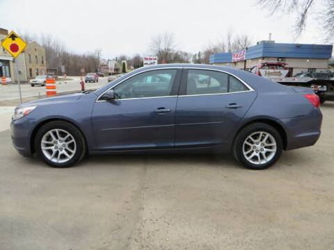 2014 Chevrolet Malibu for sale at The Car Lot in New Prague MN