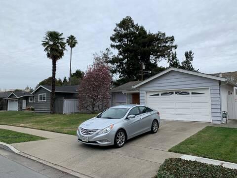 2011 Hyundai Sonata for sale at Blue Eagle Motors in Fremont CA